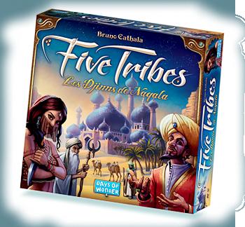 Five Tribes -  Days of Wonder