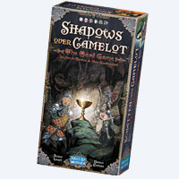 Shadows over Camelot, le jeu de cartes