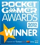 Pocket Gamer Award 2012