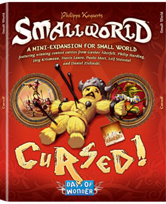 Small World Cursed (T.O.S.) -  Days of Wonder