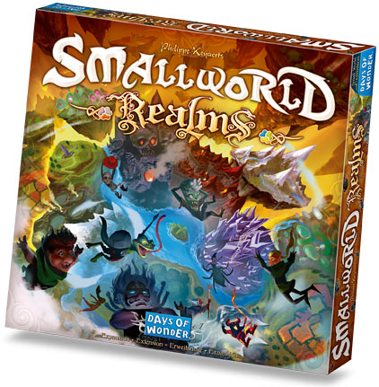 Small World Realms (T.O.S.) -  Days of Wonder