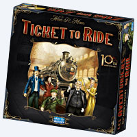Zug um Zug - zehnjähriges Jubiläum