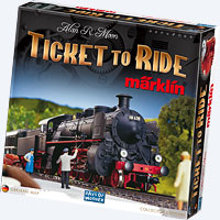 Ticket to Ride Märklin Edition