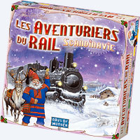 Aventuriers du Rail Scandinavie