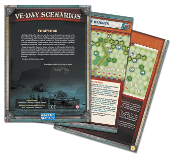 VE-Day Scenarios