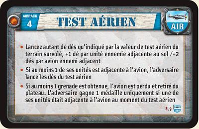 Test Aérien