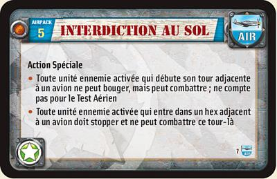 Interdiction au Sol