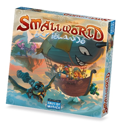 Small World Sky Islands - Days of Wonder