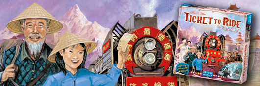Zug um Zug Asien